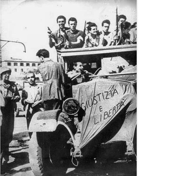 Partigiani di Giustizia e libertà.