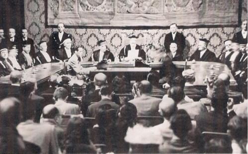 La Corte di Cassazione dichiara i risultati ufficiali del referendum.