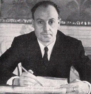 Giuseppe Saragat.