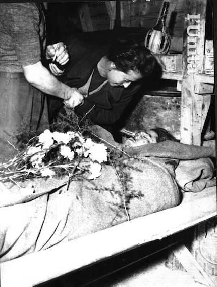 A Mignano (CE), il 1/3/1952 per il crollo di una galleria muoiono 38 operai edili.