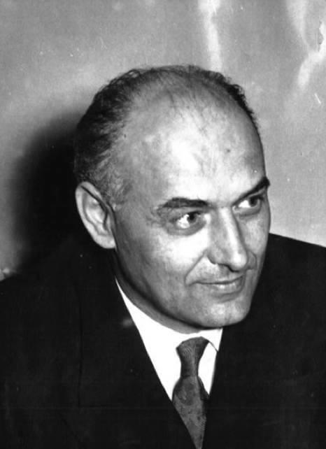 Celeste Negarville, sindaco di Torino dal 1946 al 1948, sottosegretario agli Esteri nei governi Parri e De Gasperi, senatore dal 1948.