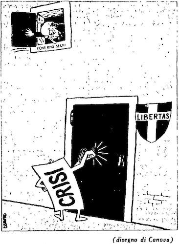 Vignetta da L'Unità