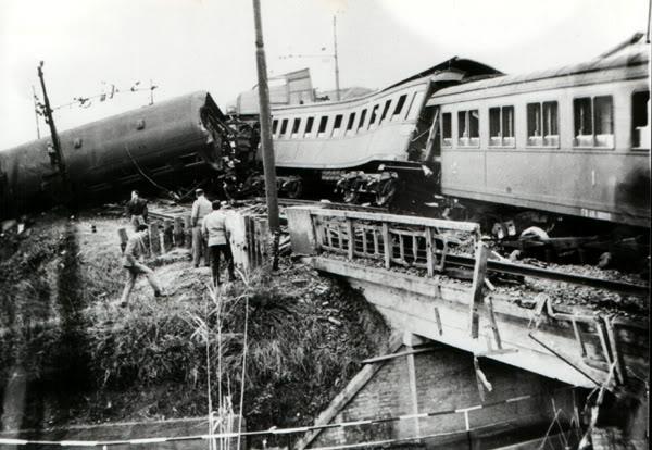 Il disastro ferroviario di Castel Bolognese.