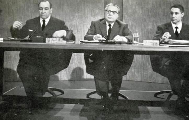 L'intervento di Togliatti a Tribuna Elettorale.