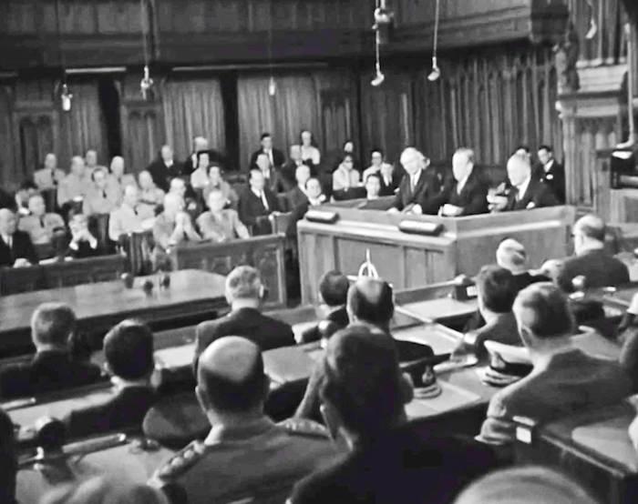 La conferenza di Ottawa del maggio 1963.