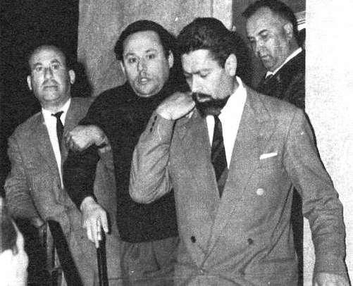 L'arresto di Luciano Liggio.