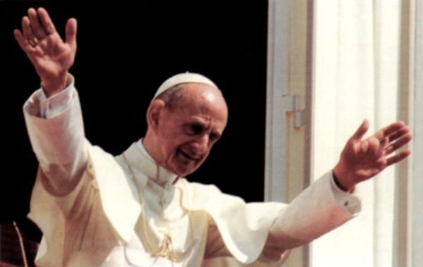 Paolo VI invoca la pace per il Vietnam.