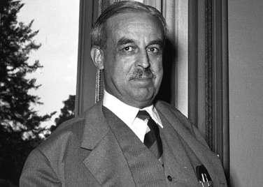 Angelo Costa presidente di Confindustria.