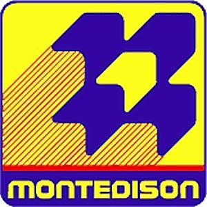 Logo della Montedison