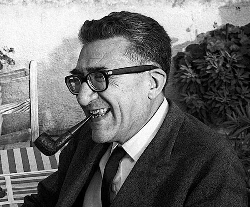 Riccardo Lombardi, storico esponente della sinistra socialista, muore il 18 settembre 1984.