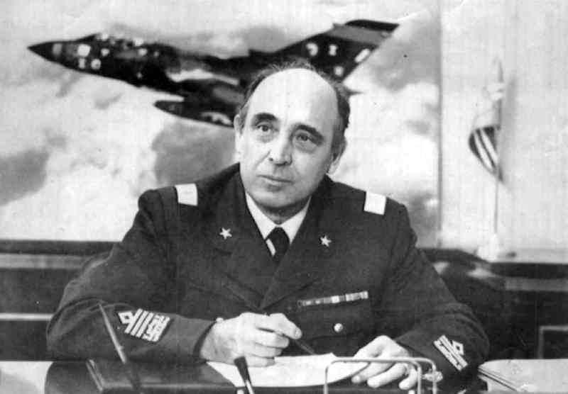 Il gen. Licio Giorgieri.
