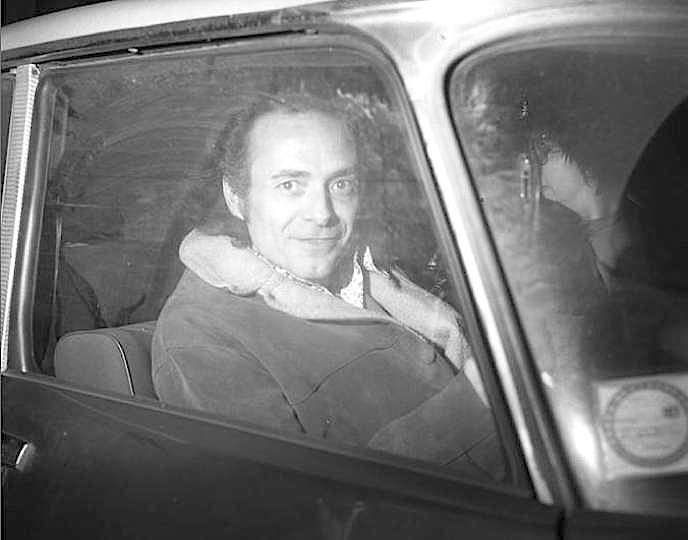 L'arresto di Pietro Valpreda.