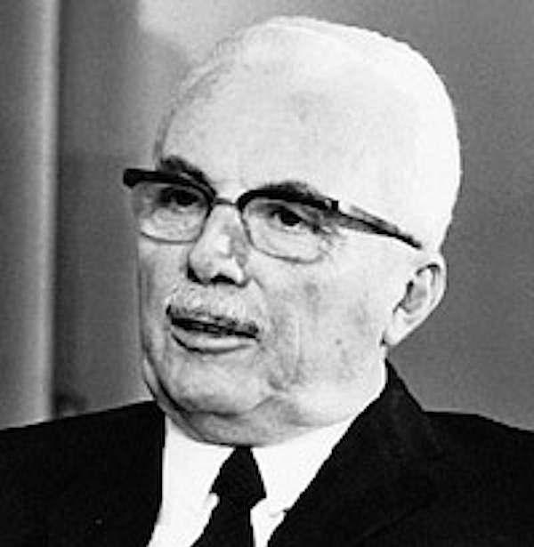 Renato Lombardi alla guida di Confindustria dal 1970 al 1974.