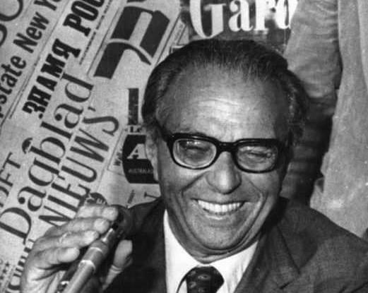 Ugo La Malfa nel febbraio 1975 dichiara la sua disponibilità al compromesso storico proposto dal PCI.