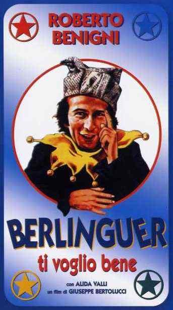 """Il 7 ottobre 1977 esce il film """"Berlinguer ti voglio bene """" di Roberto Benigni."""