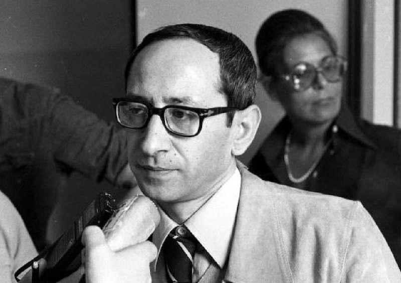 Il magistrato Guido Calogero, che nell'aprile 1979 avviò l'indagine su Autonomia operaia.