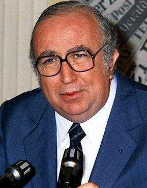 Giovanni Spadolini, eletto segretario del Pri nel settembre 1979.