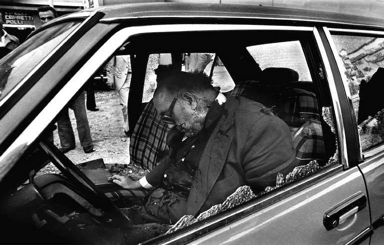 Il giudice Cesare Terranova, ucciso dalla mafia a Palermo il 25 settembre 1979.