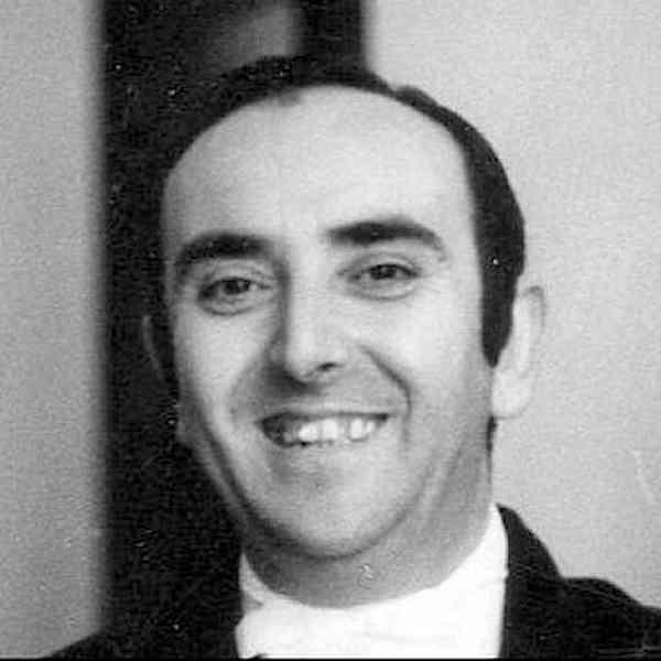 Nicola Giacumbi, magistrato di Salerno, ucciso dalle Brigate rosse il 16 marzo 1980.