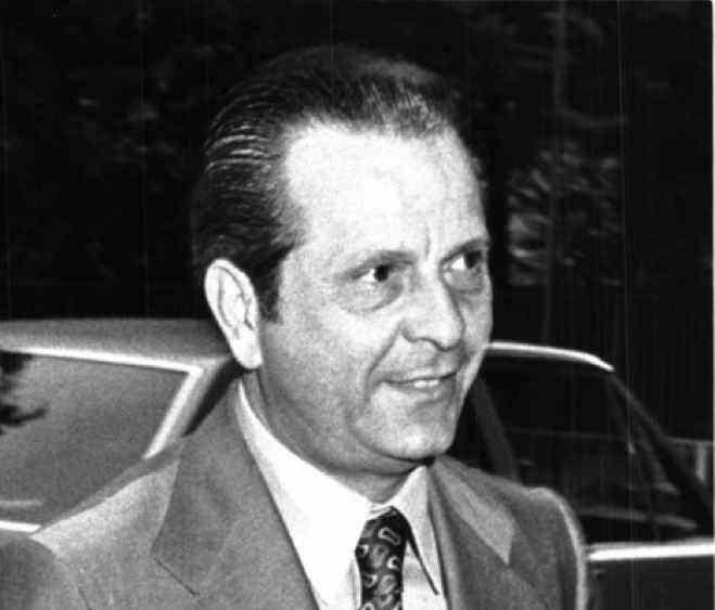 Girolamo Minervini, consigliere di  Corte di Cassazione, ucciso dalle Brigate rosse il 18 marzo 1980.