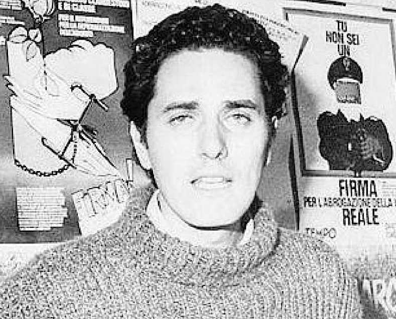 Francesco Rutelli il 3 novembre 1980 viene eletto segretario del Partito radicale.