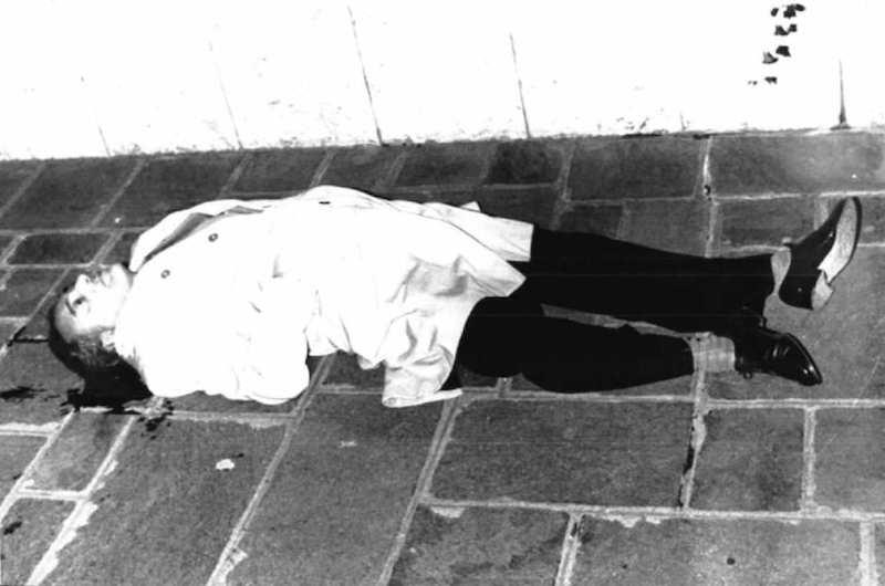 Giuseppe Furci, direttore sanitario del carcere Regina Coeli di Roma, fu ucciso dalle Br il 1 dicembre 1980.