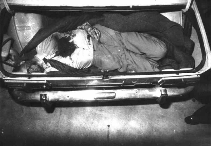 Il 5 luglio 1981 nei pressi di Mestre  dentro il bagagliaio di una 128 Fiat, viene rinvenuto il cadavere di Giuseppe Taliercio ucciso dalle Brigate rosse. Per questo delitto Antonio Savasta sarà condannato all'ergastolo, insieme ad altri quattro brigatisti.