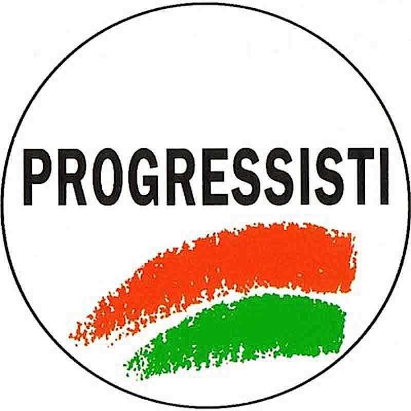 Simbolo dei Progressisti, la coalizione dei partiti di sinistra.
