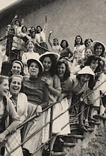 Donne al congresso del Cif.